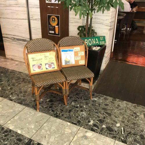 カフェの画像